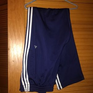 Men's Adidas XL full button side Joggers